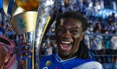 غوميز يحسم لقب هداف الدوري السعودي