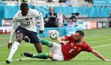 إصابة ديمبيلي تقلق مدرب فرنسا