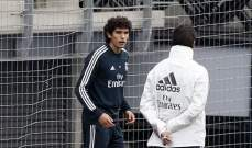 بيان رسمي من ريال مدريد حول اصابة فاييخو