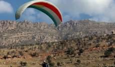 مولعون بالرياضات الهوائية يحلّقون فوق جبال إقليم كردستان العراق