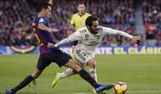 بوسكيتس : الفوز على مدريد من دون ميسي هو إنجاز كبير