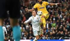 فاسكيز : ريال مدريد يستحق ركلة الجزاء