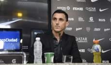 بورديسو مديرًا رياضيًا جديدًا لبوكا جونيورز