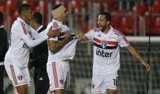 الدوري البرازيلي: ساو باولو يستعيد الصدارة