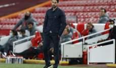 ارتيتا يامل في ان يحقق الفوز على ليفربول في كأس الرابطة الإنكليزية