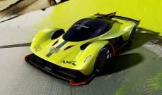 سيارة Aston Martin Valkyrie AMR Pro ستظهر في معرض جنيف للسيارات