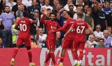 صلاح يحقق أمنية طفل من مشجعي ليفربول بعد هدفه التاريخي ضد ليدز