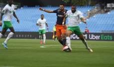 الليغ 1: سانت ايتيان يهرب من مناطق الخطر بفوز مهم امام مونبيلييه
