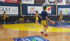سلة لبنان للسيدات: الرياضي يقلص الفارق 1 - 2 امام بيروت