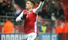 الدوري الفرنسي : موناكو يواصل السقوط وفوز كبير لنيم خارج الديار