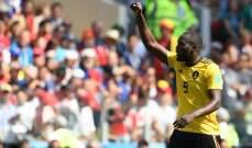 انجاز تاريخي لـ لوكاكو مع منتخب بلجيكا