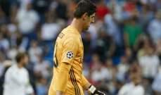 ريال مدريد قد يفتقد نجمه البلجيكي امام غرناطة
