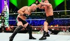 موجز الصباح: نتائج مثيرة في عرض WWE بالسعودية، سقوط غرناطة يبقي برشلونة متصدرا وبيروت وصيف البطولة العربية