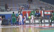 البطولة العربية : بيروت يتخطى اهلي سداب العماني بسهولة