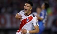 برشلونة يضع عينه على موهبة ارجنتينية