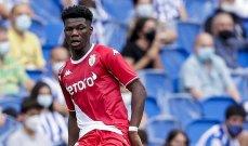 لاعب موناكو ضحية للعنصرية خلال تصفيات دوري الابطال