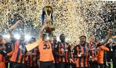 شاختار دونتسك يفوز بكأس اوكرانيا