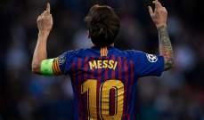 ميسي يختار التعاقدات الأربعة لبرشلونة في 2019-2020