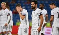 غوندوغان غاضب بسبب تعادل المانيا مع سويسرا