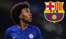 ريفالدو: بإمكان ويليان أن يتألق في برشلونة
