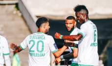 الدوري الفرنسي: سانت ايتيان يعود بثلاث نقاط ثمينة من معقل نيم