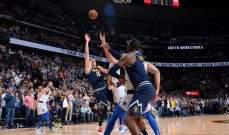 NBA: دنفر يقترب من صدارة غولدن ستايت واريرز