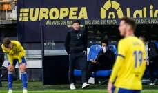 مارسيلينو: يجب ان نلعب جميع مبارياتنا بهذه الطريقة