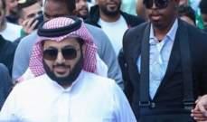 آل الشيخ سعيد بجماهير النصر