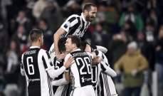 كأس ايطاليا: اليوفنتوس يحسم ديربي مدينة تورينو ويعبر لنصف النهائي