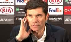 مارسيلينو يحذر من الاستهانة امام كراسنودار