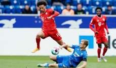 بايرن ميونيخ يفقد نجمه الجديد امام دورتموند