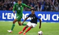 رقم مميز لنسبة مشاهدة مباراة فرنسا وبوليفيا