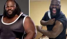 هنري: فقدت الكثير من الوزن من أجل العودة إلى حلبة المصارعة