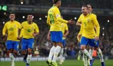 البرازيل في مواجهة ودية امام تشيكيا