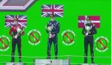 الفورمولا 2: دان تيكتوم يفوز بسباق ايطاليا السريع