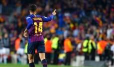 """برشلونة يتوج موسمه بفوزه على ريال سوسييداد في ليلة وداع """"الرسام"""""""