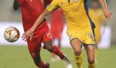 الدوري القطري: فوز في الوقت القاتل للعربي على الخور