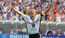 كلينسمان يستعيد ذكريات لقب مونديال 1990 التاريخي