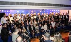 النادي اللبناني للسيارات والسياحة  وزّع جوائزه على ابطال الرياضة الميكانيكية
