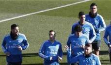 الاصابات تعصف بريال مدريد والضحية الجديدة خط الدفاع