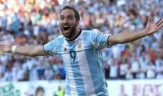 موجز الصباح: هيغواين يقرر الإبتعاد عن الأرجنتين، تحرك جدي من ريال مدريد لضم بوغبا، تسعة أهداف في مباراة بالدوري السعودي َوالحكمة يخسر من الرياضي