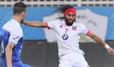 الكويتي فهد العنزي يقترب من الدوري القطري