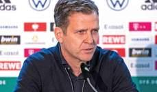 بيرهوف: لوف مؤهل لقيادة ريال مدريد او برشلونة