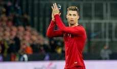 هاتريك رونالدو في مرمى سويسرا يضع البرتغال في نهائي دوري الامم الاوروبية