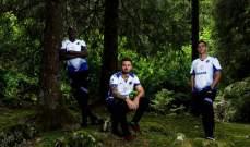 سامبدوريا يكشف عن قميصه الثاني في غابة