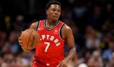 NBA: تورنتو يسقط امام دالاس وميامي يتغلب على اورلاندو