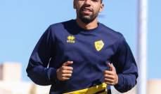 مؤمن زكريا خارج حسابات احد السعودي لنهاية الموسم بسبب الإصابة