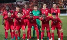 التصفيات المزدوجة: هونغ كونغ تحقق فوزها الاول بتخطي كمبوديا