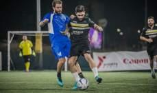 """انطلاق دوري """"مصرف لبنان""""  في الميني فوتبول بمشاركة 12 فريق"""