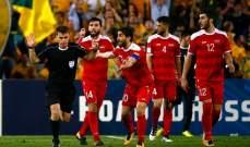 فيروس كورونا يضرب صفوف المنتخب السوري
